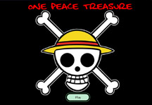 One Piece Treasure Title Screen