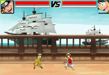 Anime Fighting Jam Gameplay