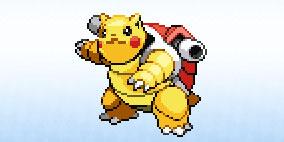 Pokemon Fusion Generator