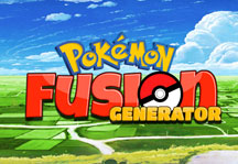 Pokemon Fusion Generator Title Screen