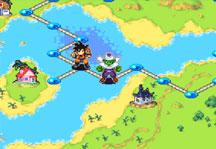 Dragon Ball Z Goku Densetsu Gameplay