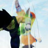 Earth Special Forces - Vegeta vs Goku