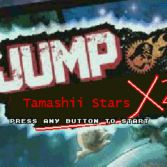 Jump Tamashii Stars X2 - Title screen