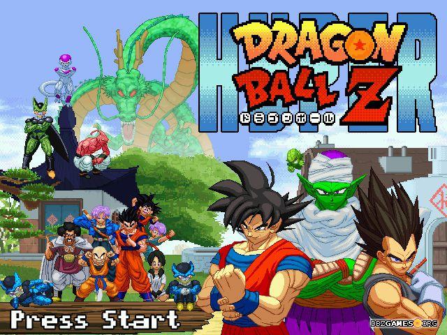 Hyper Dragon Ball Z 4 2B - Download - DBZGames org