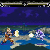 Dragon Ball Z Hyper Dimension - SSJ Goku vs Freeza