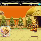 Dragon Ball Z Hyper Dimension - Gotenks vs Goku