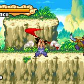 Dragon Ball Advanced Adventure - Take this!