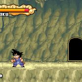 Dragon Ball Advanced Adventure - Mysterious burger in a cave