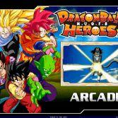 Dragon Ball Heroes MUGEN - Title screen