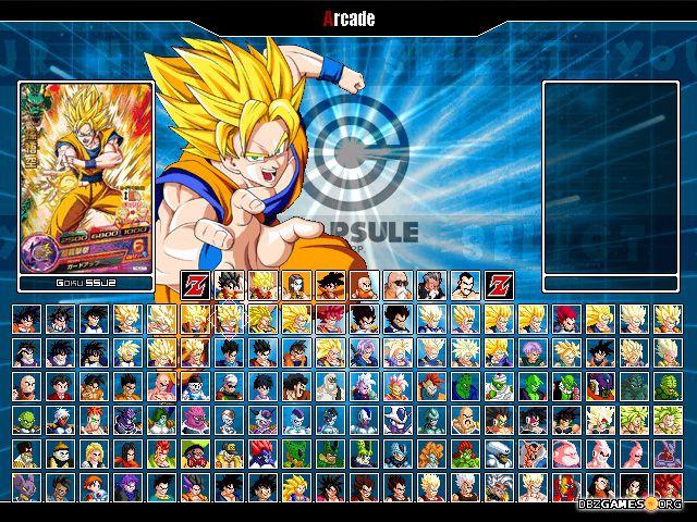 Dragon Ball Heroes Mugen - Download - DBZGames org