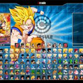 Dragon Ball Heroes MUGEN - Character select