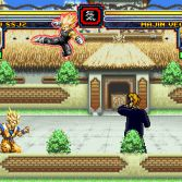 Dragon Ball Z MUGEN Edition 2 - Goku vs Vegeta