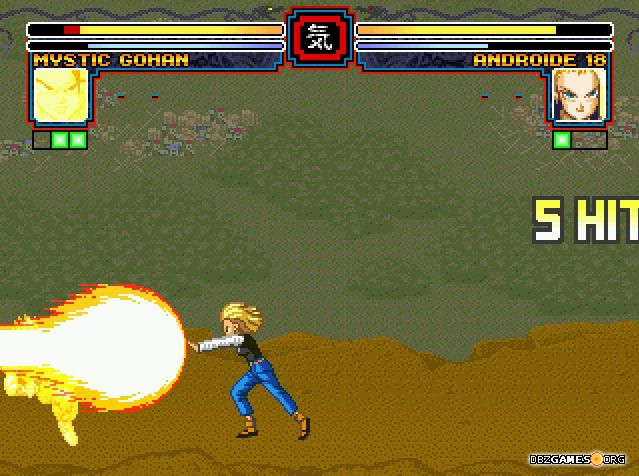 Dragon Ball Z Mugen Edition 2 - Download - DBZGames org