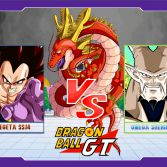 Dragon Ball GT MUGEN - VS screen