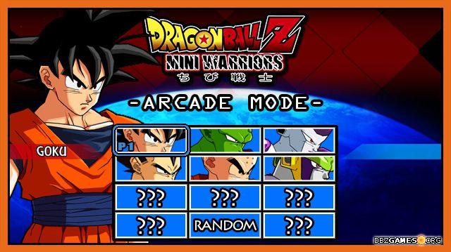 dragon ball z games download apkpure