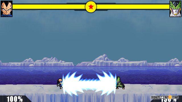 Dragon Ball Z Mini Warriors - Download - DBZGames org