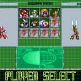 Megaman 22XX Grand Tournament - Screenshot