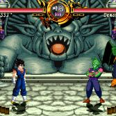 Dragon Ball Z Sagas MUGEN - Vegetto vs Demon Piccolo