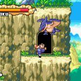 Dragon Ball Advanced Adventure - Goku vs Pterodactyl