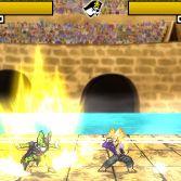 Jump Ultimate Stars MUGEN - Trunks vs Cell