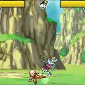 Jump Ultimate Stars MUGEN - Krillin vs Seiya