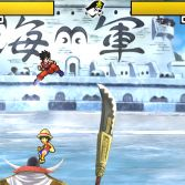 Jump Ultimate Stars MUGEN -  Gohan vs Luffy