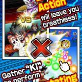 Dragon Ball Z Dokkan Battle - Advertising graphics 2