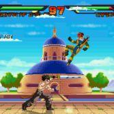 Dragon Ball AF MUGEN - Gohan vs Tapion
