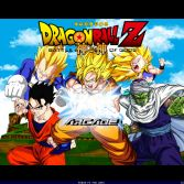 Dragon Ball Z Battle of Gods - Title screen