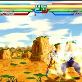 Dragon Ball Z Battle of Gods - Goku vs Piccolo