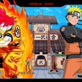 Dragon Ball Z vs Naruto Shippuden MUGEN - Character select