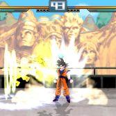 Dragon Ball Z vs Naruto Shippuden MUGEN - Goku vs Naruto