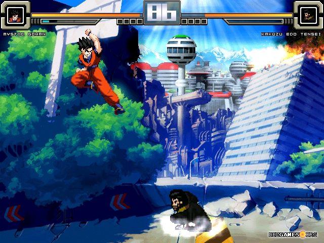 Dragon Ball Z vs Naruto Shippuden MUGEN - Download - DBZGames org