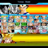 Dragon Ball Z Pocket Legends - Character select