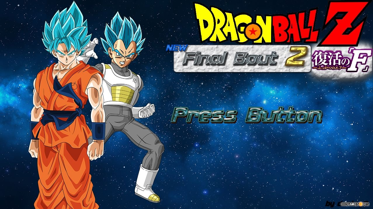dragon ball z new final bout 2 - download