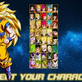 Dragon Ball Z New Final Bout 2 - Character select