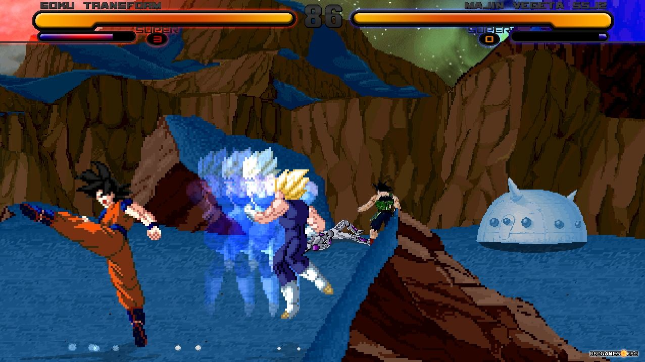 Dragon Ball Z New Final Bout 2 - Download - DBZGames org