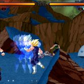 Dragon Ball Z New Final Bout 2 - Goku vs Vegeta