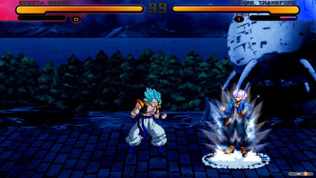 Dragon Ball Z New Final Bout 2 - Download - DBZGames org