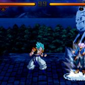 Dragon Ball Z New Final Bout 2 - SSGSS Gogeta vs Trunks