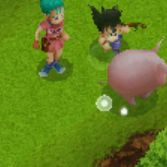 Dragon Ball Origins - Pig attacks!