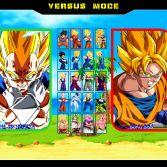 Dragon Ball Z Super Butouden MUGEN - Character select