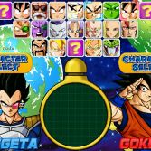 Dragon Ball Z MUGEN Budokai Action - Character select
