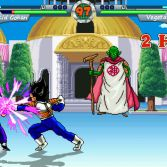 Dragon Ball Z MUGEN Budokai Action - Gohan vs Vegeta