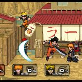 Super Smash Flash 2 - Fighting in the Konoha village