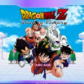 Dragon Ball Z Road to Victory - Title screen