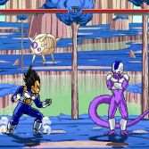 Dragon Ball Z Road to Victory - Vegeta vs Cooler