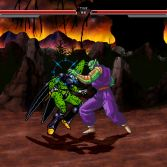 Dragon Ball Z Road to Victory - Piccolo vs Cell