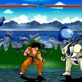 Dragon Ball Z Road to Victory - Yamcha vs Omega Shenron