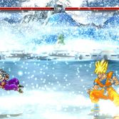 Dragon Ball Z Road to Victory - Gohan vs Goku